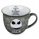 Disney Store Character Mug Jack Skellington Black 2017