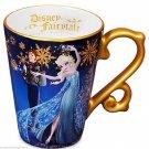 Disney Store Frozen Elsa Hans Fairytale Desinger Coffee Cup Mug 2015