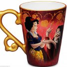 Disney Store Snow White Hag Evil Queen Fairytale Desinger Coffee Cup Mug 2015