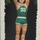 Hallmark Ornament Larry Bird Christmas Holiday NBA Basketball 1996 Boston Celtic
