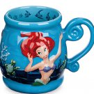 Disney Ariel Coffee Mug Cup Theme Parks Journey Under the Sea Little Mermaid