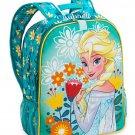 Disney Store Frozen Fever Elsa Anna Backpack Book Bag 2016