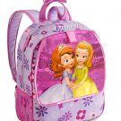 Disney Store Princess Sofia the First Backpack Book Bag  2014