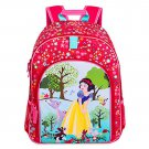 Disney Store Princess Snow White Backpack Book Bag  2017