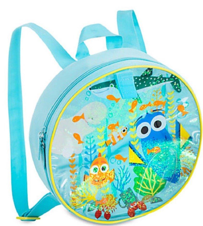 Disney Store Finding Dory Junior Backpack Book Bag New for 2016