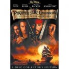 Disney Pirates of the Caribbean The Curse of the Black Pearl Collector's Edition