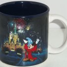 Disneyland Tokyo Coffee Mug Mickey Mouse Tea Cup Retired Vintage Japan 1983-1993