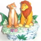 Disney The Lion King Music Box Schmid Simba Nala
