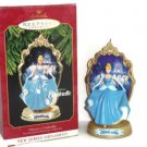 Disney Cinderella Princess Hallmark Ornament Enchanted Memories 1997