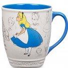 Disney Store Alice in Wonderland Classic Mug 2015