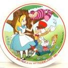 Disney Alice In Wonderland 30th Anniverary Collector Plate Schmid LE 7,500 1981
