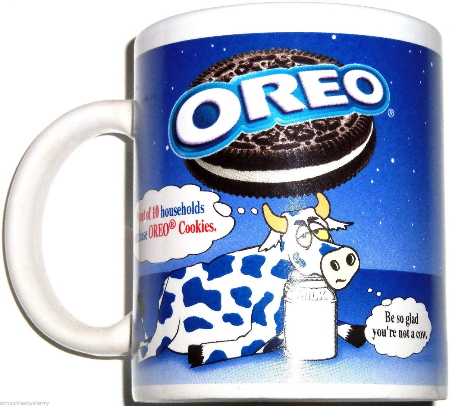 Oreo Cookie Cookies Ceramic Tea Coffee Mug Kraft Food