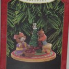 Hallmark Ornament Christmas The Perfect Tree 1997 Holiday Tender Touches