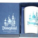 Disney Starbucks Disneyland 60th Anniversay Ornament Coffee Cup Theme Parks