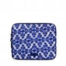 Vera Bradley Tablet Sleeve Case Ipad Cobalt Tile