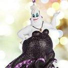 Disney Ursula Christmas Ornament Theme Parks