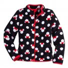 Disney Store Minnie Mouse Fleece Jacket for Girls Size 2 New