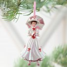 Disney Mary Poppins Christmas Ornament Theme Parks New