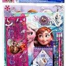 Disney Frozen Elsa Anna Olaf School Supplies Pencils Kit