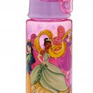 Disney Store Princess Plastic Water Bottle 2016