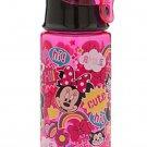 Disney Store Minnie Mouse Plastic Water Bottle 2016