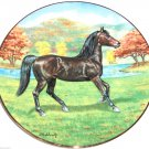 Purebred Horses of America Collector Plate The Morgan WS George Donald Schwartz