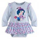 Disney Store Snow White Baby Bodysuit 3-6 Months