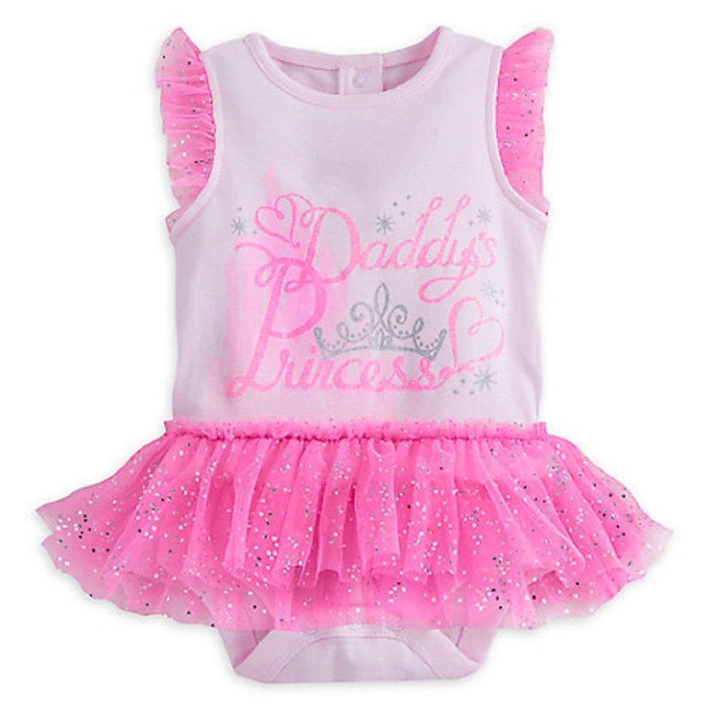 Disney Store Daddy's Princess Baby Bodysuit 6-9 Months