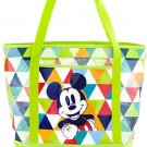 Disney Store Mickey Mouse Summer Fun Beach Tote Bag 2016