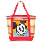Disney Store Mickey Mouse Summer Fun Beach Tote Bag 2017