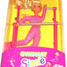 1995 Gymnast Stacie Doll Blonde Little Sister of Barbie Vintage 14609