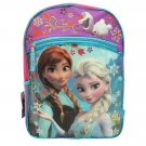 Disney Frozen Elsa Anna Backpack Bag Back to School New