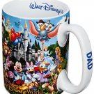 Disney Storybook Mug Coffee Cup DAD Theme Parks