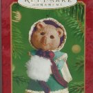 Hallmark Granddaughter Ornament 2001 Christmas Holiday Sharon Pike