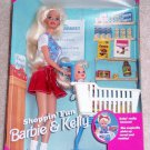 Shopping Fun Barbie Kelly Baby Sister Doll Shopping Cart 1995 MIB Vintage