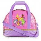 Disney Store Princess Ballet Bag Cheer Duffle Aurora Rapunzel Belle Cinderella