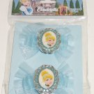 Disney Princess Girls Hair Clips Accessories Cinderella New Theme Parks
