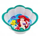 Disney Store Ariel Cereal Bowl Little Mermaid Flounder Meal Time Magic New