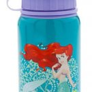 Disney Store Ariel Water Bottle Little Mermaid Flounder Meal Time Magic New