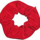 Red Simply Silky Hair Scrunchie Scrunchies by Sherry