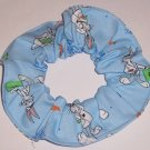 Bugs Bunny What's Up DOC DR Fabric Hair Tie Scrunchie Scrunchies by Sherry