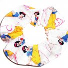 Disney Princess Snow White Fabric hair Scurnchie Scrunchies by Sherry