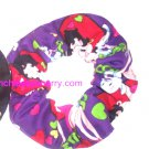 Betty Boop Purple Fabric Hair Scrunchie Scrunchies by Sherry