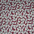 Hello Kitty Faces Mini Fabric Hair Scrunchie Scrunchies by Sherry Lot of 2