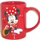 Disney Minnie Mouse Coffee Mug Cup Red It's All About Me Jerry Leigh