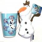 Disney Frozen Olaf Christmas Coffee Cup Mug Olaf Mini Plush Toy Snowman New