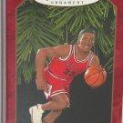Hallmark Ornament Scottie Pippen Bulls Christmas Holiday NBA Basketball 1999