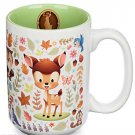 Disney Bambi Mug Theme Parks New 2015