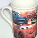 Disney Cars Coffee Mug Pixar Tow Mater Lightning McQueen Rust-eze