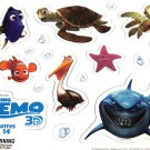 Disney Finding Nemo Dory Squirt Magnet Set